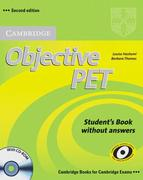 Objective PET. Student's Book without answers and CD-ROM