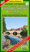 Unteres Werratal, Bad Sooden-Allendorf, Hoher Meißner und Umgebung 1 : 35 000