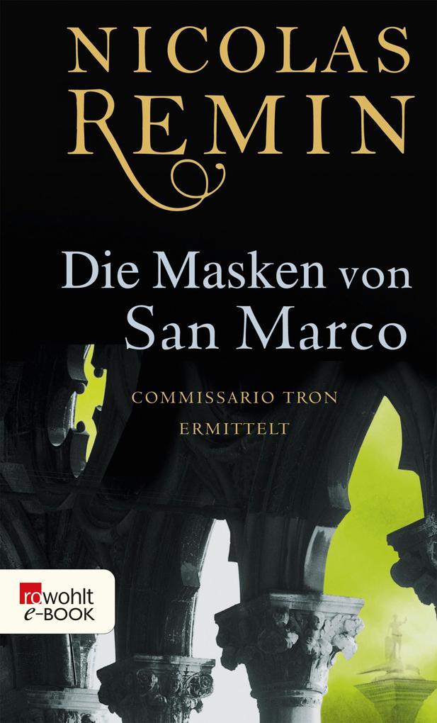 Die Masken von San Marco als eBook