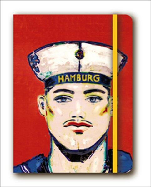 Hamburg Blank Book: Matrose