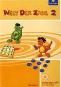 Welt der Zahl 2. Arbeitsheft mit CD-ROM. Sachsen