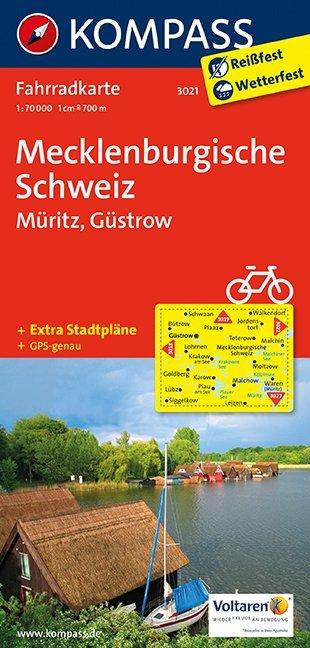 Mecklenburgische Schweiz - Müritz - Güstrow 1 :...