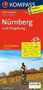 Nürnberg und Umgebung 1 : 70 000