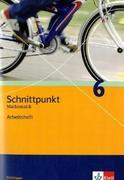Schnittpunkt Mathematik. Arbeitsheft plus Lösungsheft 6. Schuljahr. Ausgabe für Thüringen