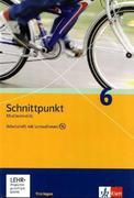 Schnittpunkt Mathematik. Arbeitsheft mit Lernsoftware plus Lösungsheft 6. Schuljahr. Ausgabe für Thüringen