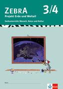 ZEBRA. Projekt Erde und Weltall 3./4. Schuljahr