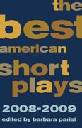 The Best American Short Plays