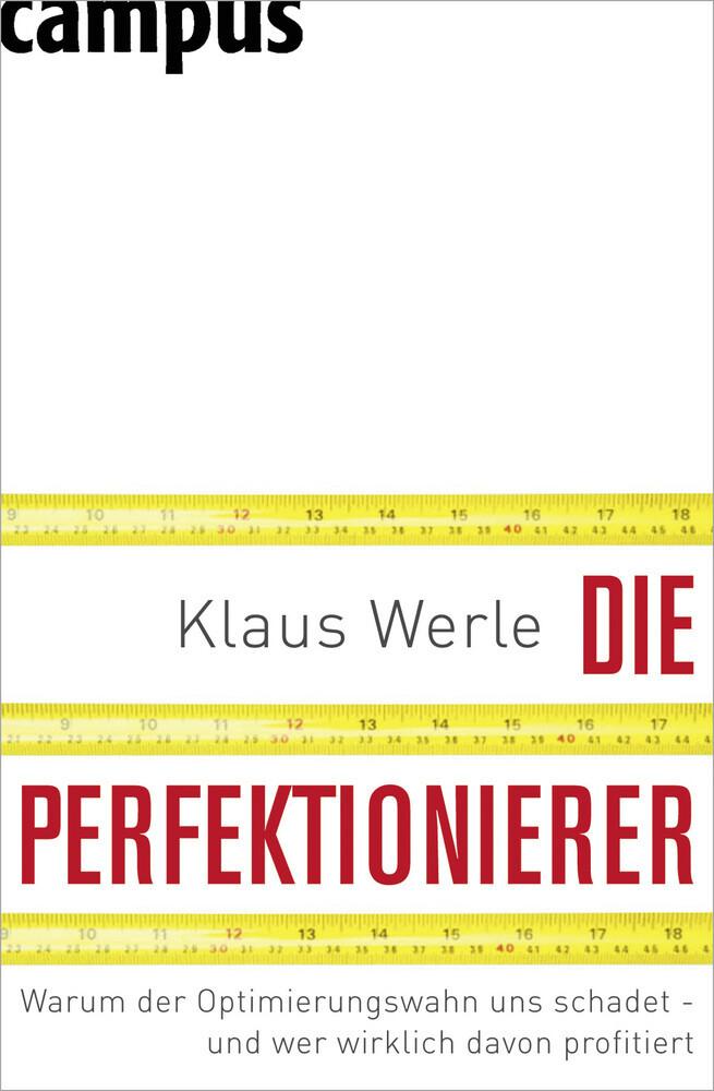 Die Perfektionierer als Buch von Klaus Werle