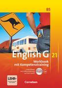 English G 21. Ausgabe B 5. Workbook mit CD-ROM (e-Workbook) und CD