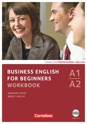 Business English for Beginners A1/A2. Workbook mit Audio-CD
