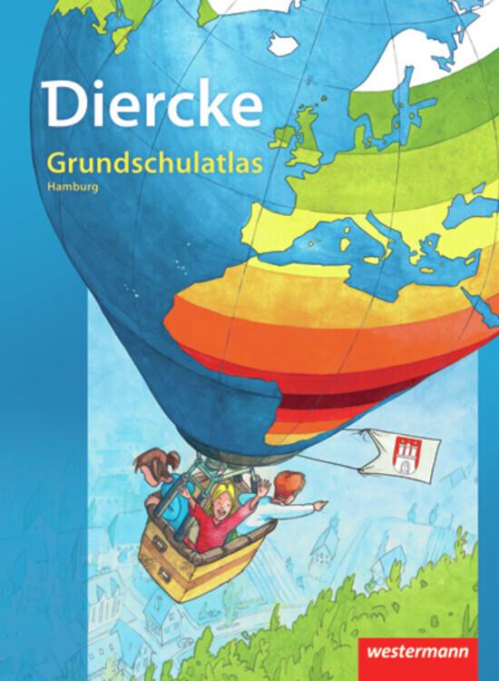 Diercke Grundschulatlas Ausgabe 2010 als Buch