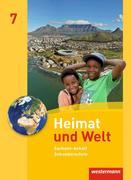 Heimat und Welt 7. Schülerband. Sekundarschule. Sachsen-Anhalt