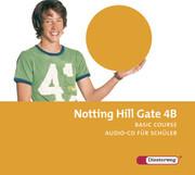 Notting Hill Gate 4 B. Audio-CD für Schüler
