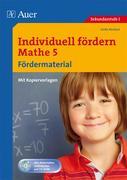 Individuell fördern: Mathe 5. Fördermaterial