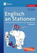 Englisch an Stationen. Klasse 4