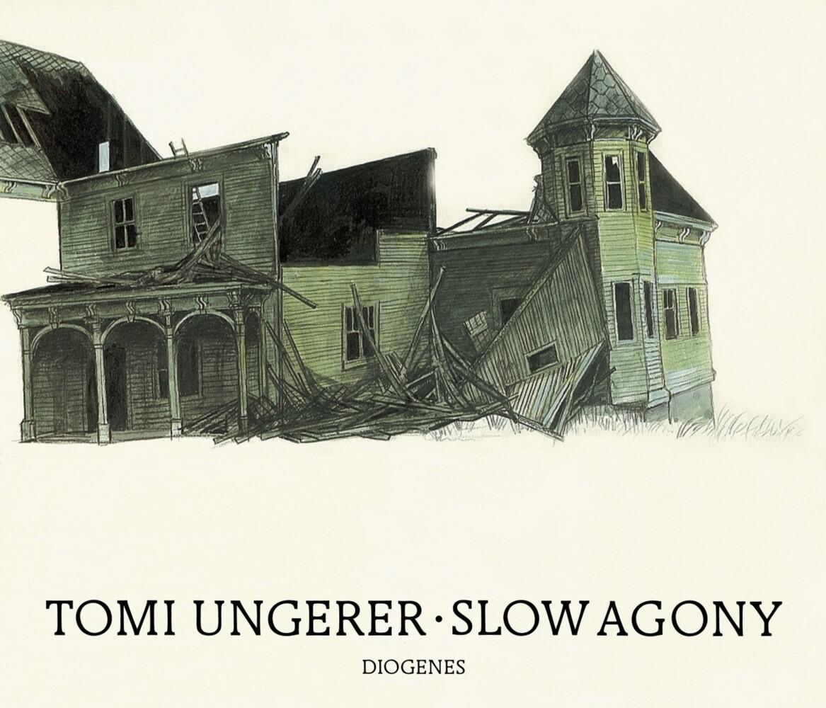 Slow Agony als Buch (gebunden)