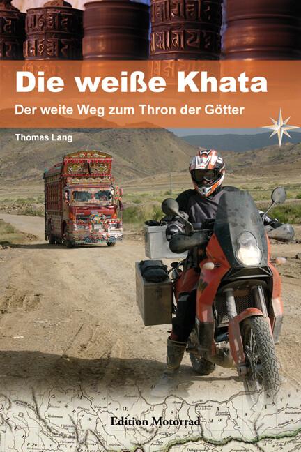 Die weiße Khata als Buch von Thomas Lang