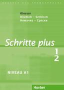 Schritte plus 1+2. Glossar Deutsch-Serbisch