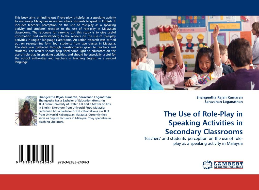 The Use of Role-Play in Speaking Activities in ...