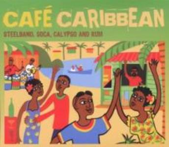 Cafe Caribbean (3CD)