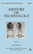 History of Technology Volume 29: Technology in China