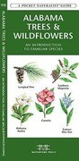 Alabama Trees & Wildflowers: A Folding Pocket Guide to Familiar Plants