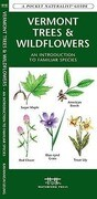 Vermont Trees & Wildflowers: A Folding Pocket Guide to Familiar Species
