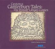 Caxton's Canterbury Tales: The British Library Copies on CD-ROM: Images and Text of British Library 167.C.26 (Ib.55009; The Royal Copy of the First Ed