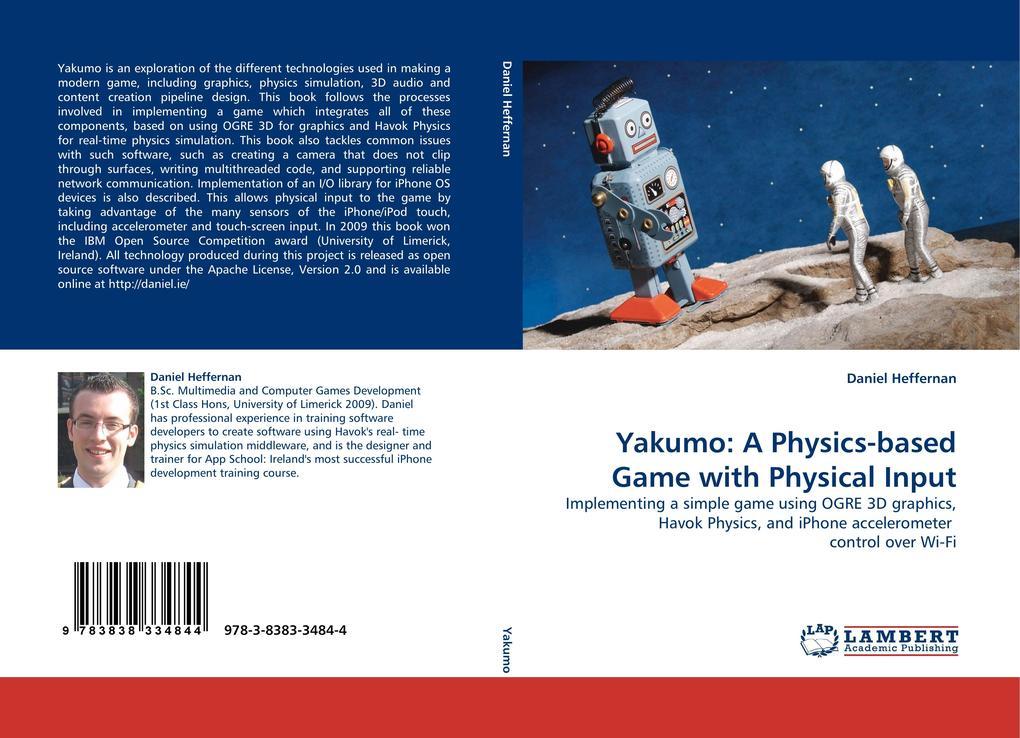 Yakumo: A Physics-based Game with Physical Inpu...