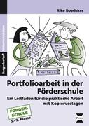 Portfolioarbeit in der Förderschule