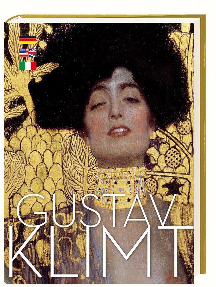 Gustav Klimt als Buch von Gustav Klimt