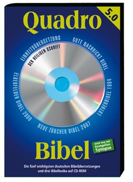 Quadro Bibel 5.0, 1 CD-ROM