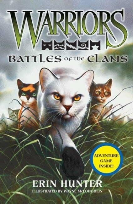 Warriors: Battles of the Clans als Buch von Eri...