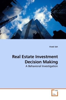 Real Estate Investment Decision Making als Buch...