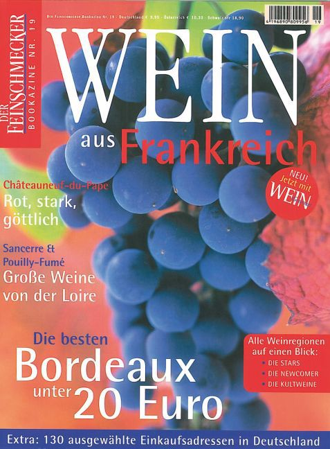 Der Feinschmecker Bookazine: Wein aus Frankreic...
