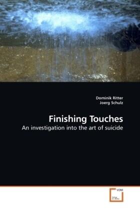 Finishing Touches als Buch von Dominik Ritter, ...