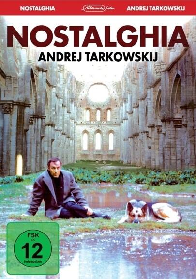 Nostalghia als DVD