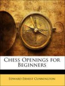 Chess Openings for Beginners als Buch von Edwar...