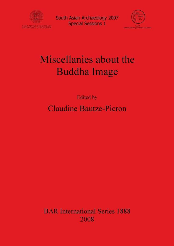 Miscellanies about the Buddha Image als Taschen...