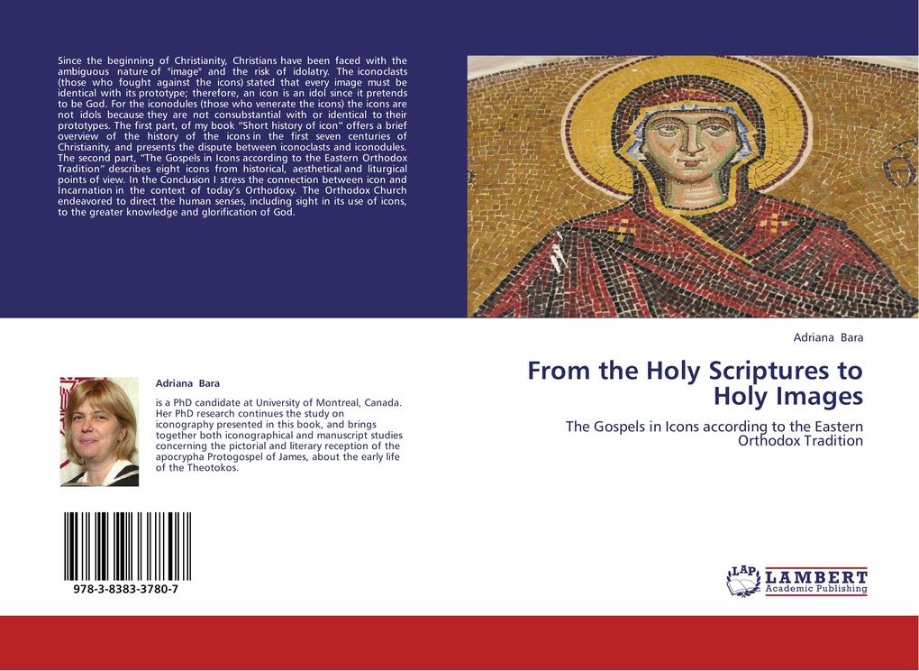 From the Holy Scriptures to Holy Images als Buc...