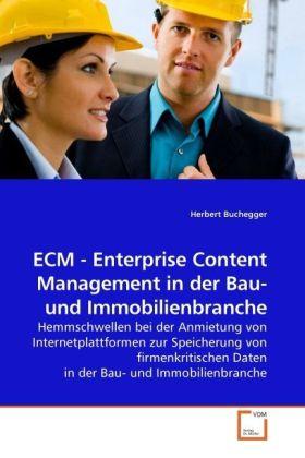 ECM - Enterprise Content Management in der Bau-...