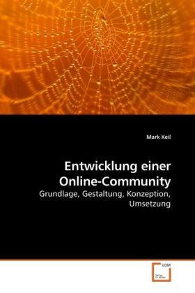 Entwicklung einer Online-Community als Buch von...