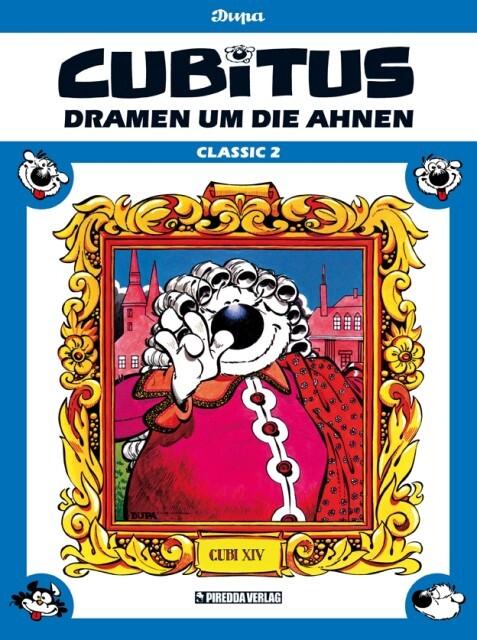 Cubitus - Dramen um die Ahnen als Buch von Dupa...