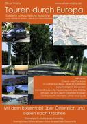 Mit dem Reisemobil durch Österreich und Italien nach Kroatien