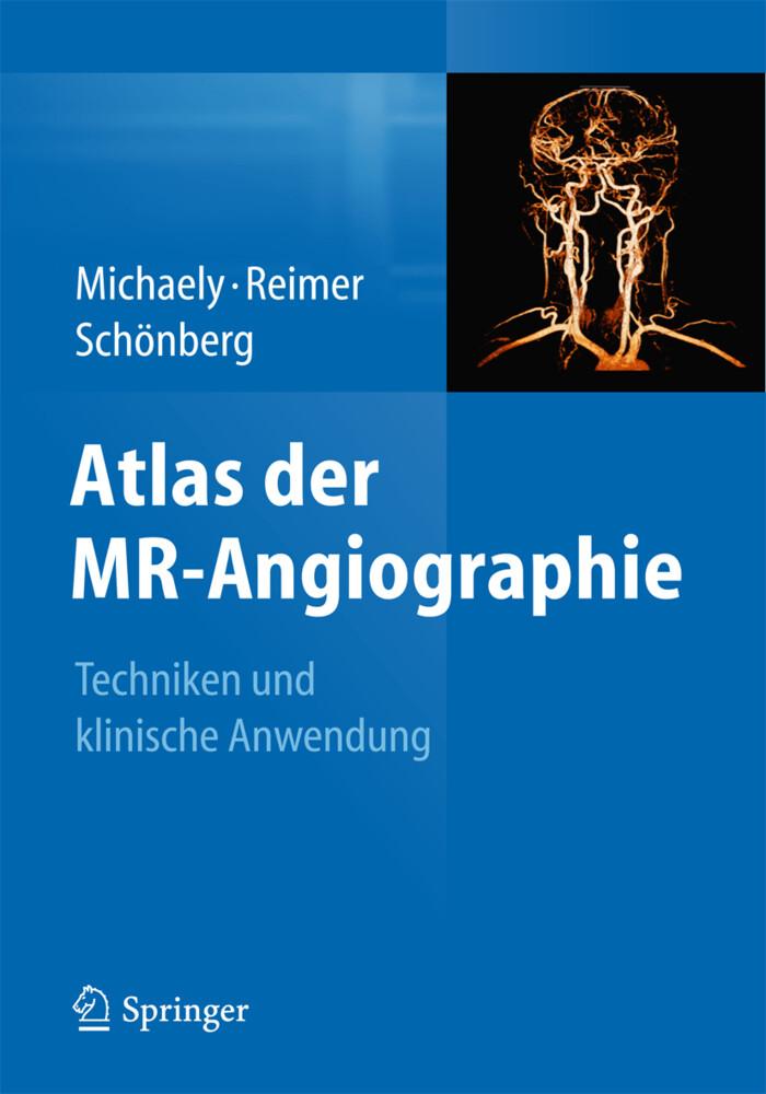 Atlas der MR-Angiographie als Buch