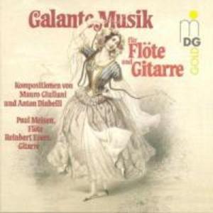 Galante Musik Für Flöte & Gitarre