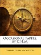 Occasional Papers, by C.H.M.