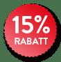 Ihr 15%-Rabatt