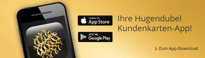 Die Hugendubel Kundenkarten-App