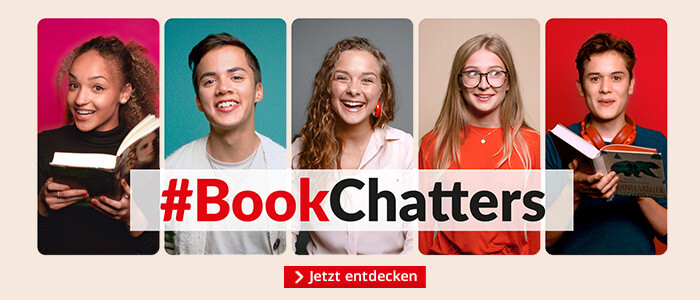 #BookChatters - Jetzt entdecken
